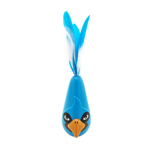 Electric Frog Tumbler Cat Toy
