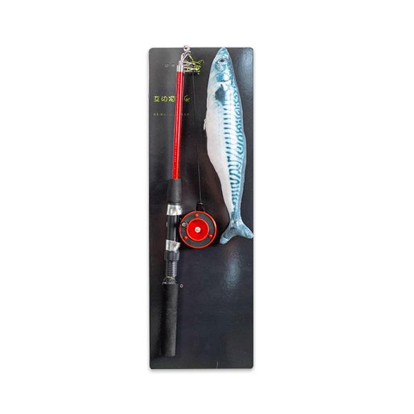 fish kicker cat toy