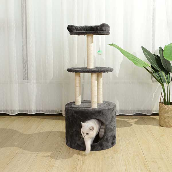 cat condo and towers