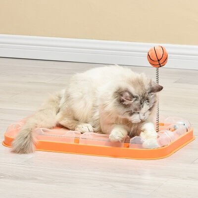 basketball court toy