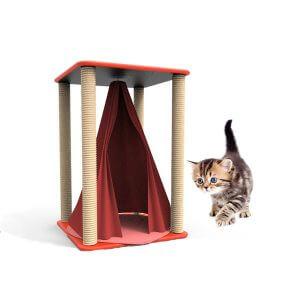 designer custom cat tree