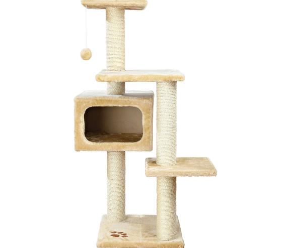 Cat Tree Tower Condo for Large Cats