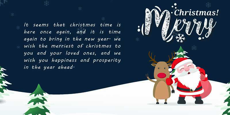 merry christmas and happy new year from petellow