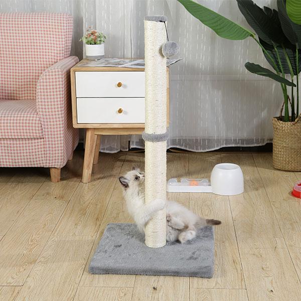 Sisal Fabric Cat Scratching Post
