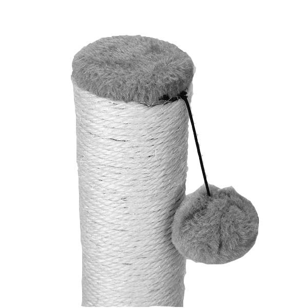 Cat Scratching Post Sisal Fabric